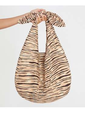 Faithfull Hanna Tote Bag Animalprint