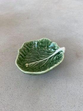 Bordalla Pinheiro Leaf mini 9 CM