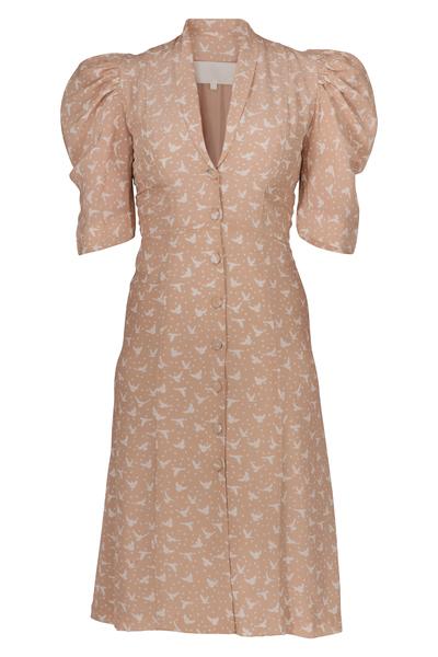 Pia Tjelta Jenny Midi Dress Silk