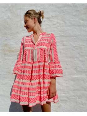 Devotion Twins Ella Dress Pink