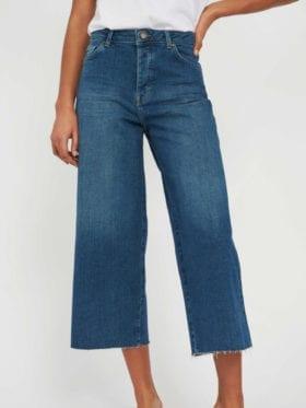 Fiveunits Abby Crop Jeans Brooke Auto