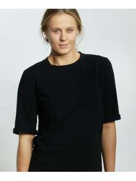 INK Heidi T-skjorte Sort