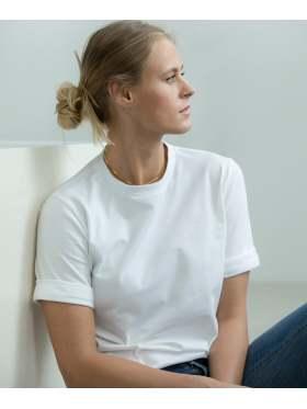INK Heidi T-skjorte Hvit