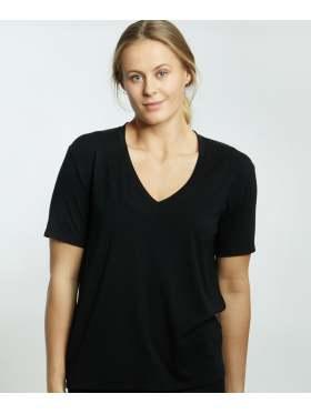 INK Brandy T-skjorte Sort