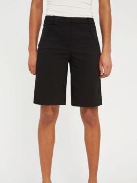 FIVEUNITS Angelie Straight Shorts Klarin Black