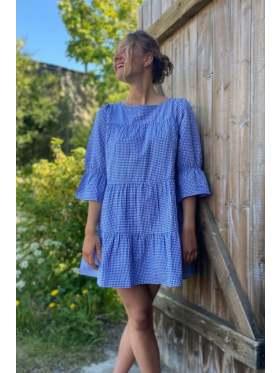 byIDA Ellie Dress Blå