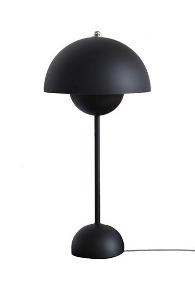 & Tradition Flowerpot VP3 Bordlampe Matt Sort