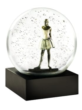 Cool Snow Globes Dancer Snow Globe