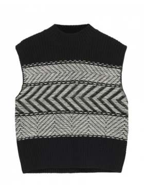 IBEN Sawyer Vest Sort