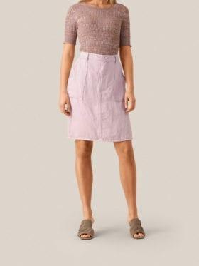 Second Female Bella Skirt Lavendel
