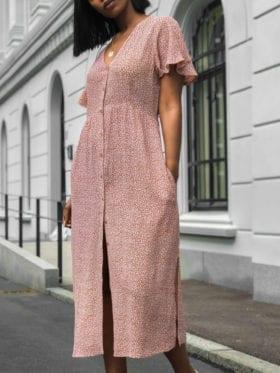 MISSMAYA Angela Ruby Star Kjole