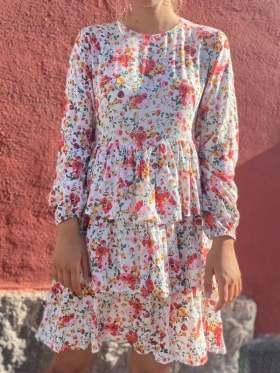 BYIC Amanda Dress Big Flower