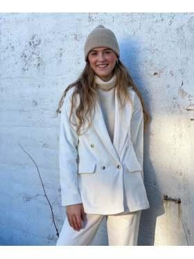Lollys Laundry Lauren Blazer Hvit