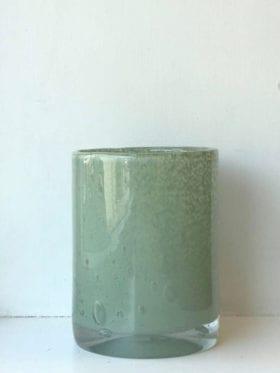 Henry Dean Lyslykt Medium Mineral Grønn