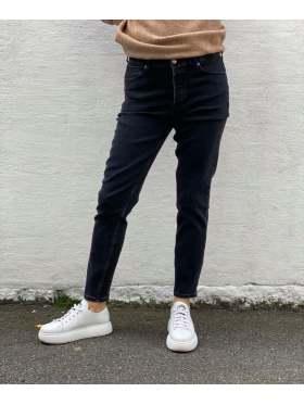 Tomorrow Hepburn HW Mom Original Bukse Sort