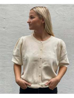 NOTES du Nord Owen Cardigan Creme