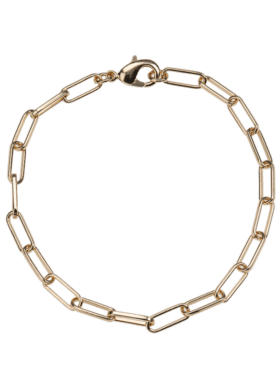 Emilia By Bon Dep Thick Chain Bracelet