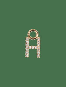 Emilia By Bon Dep Letter charm H