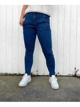 FIVEUNITS Jolie Jeans Blå