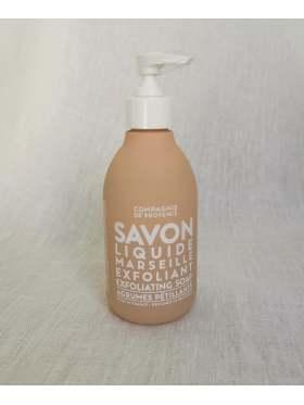 Compagnie de Provence Eksfolierende Såpe Liten Plastflaske Agrumes Petillants