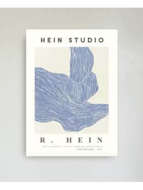 Hein Studio Plakat The Line no. 20