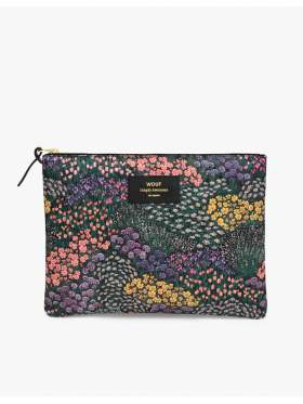 Wouf Meadow Large Clutch
